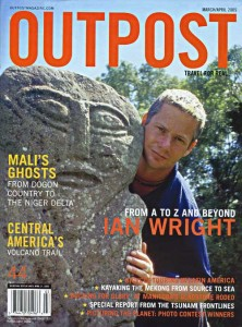 Outpost Magazine Cover
