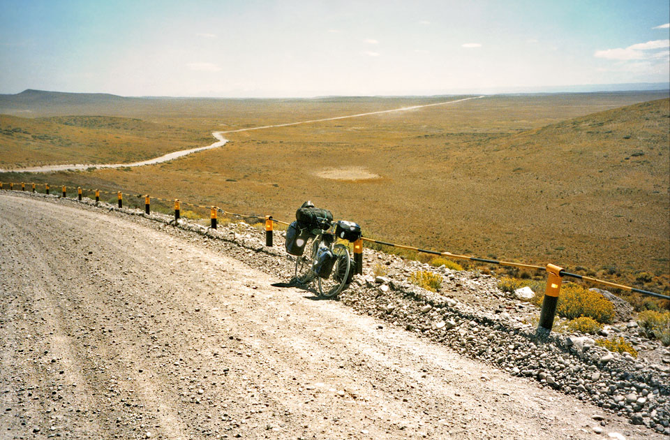 Ruta 40 lonely lonely patagonia