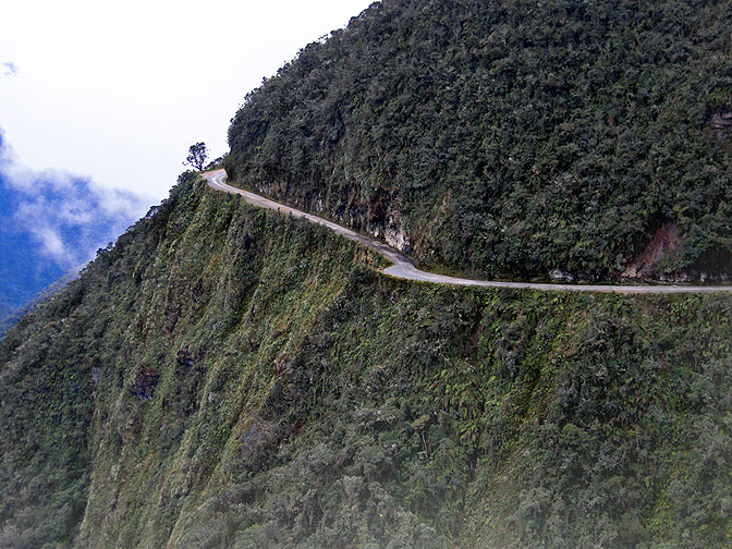 Yungas-Road-View